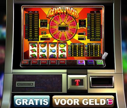 Dit is Wheel of Destiny, een klassieke fruitkast van het ClassicJackpot Casino.