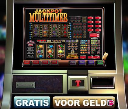 MultiTimer Jackpot van het PowerJackpot Casino